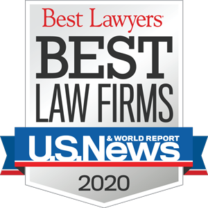 Best Lawyers|Best Law Firms |U.S. News & World Report | 2020