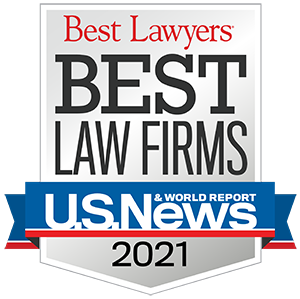 Best Lawyers|Best Law Firms |U.S. News & World Report | 2021